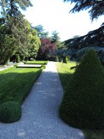 Entretien jardins pour organismes internationaux